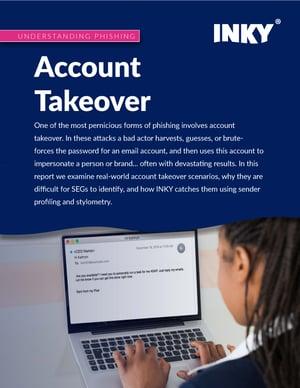 Understanding Phishing - Account Takeover image