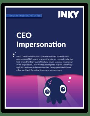 Understanding Phishing - CEO Impersonation - LP