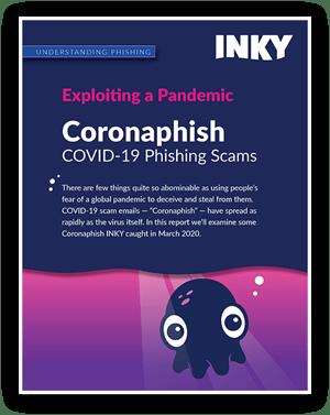 Understanding Phishing - Coronaphish - LP Cover