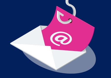 phishing e-mail image
