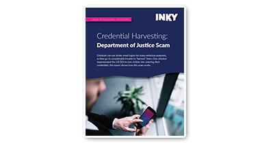 Understanding Phishing: Credential Harvesting - Department of Justice Scam