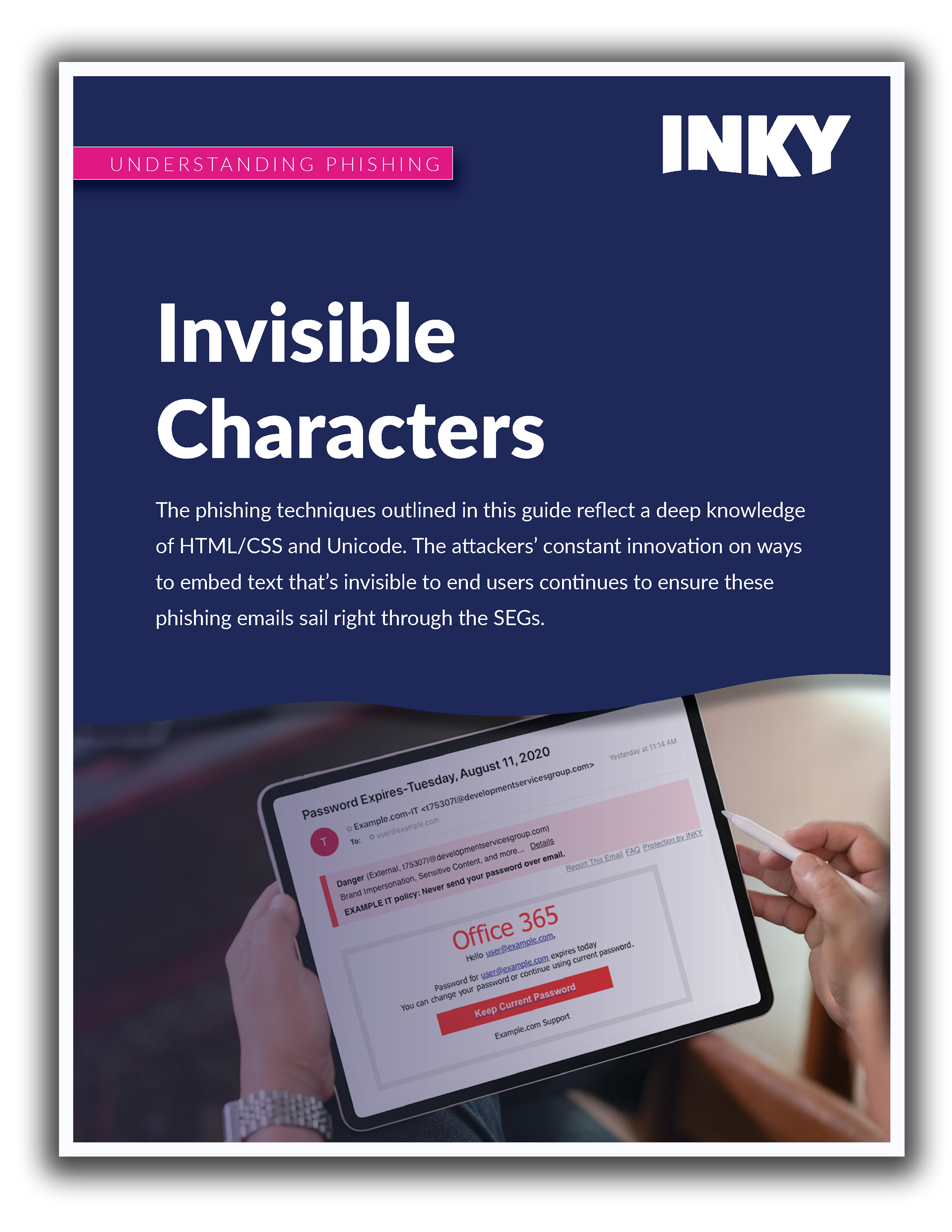 Understanding Phishing: Invisible Characters