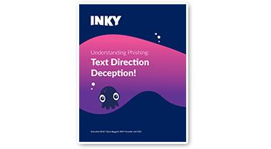 Understanding Phishing: Text Direction Deception