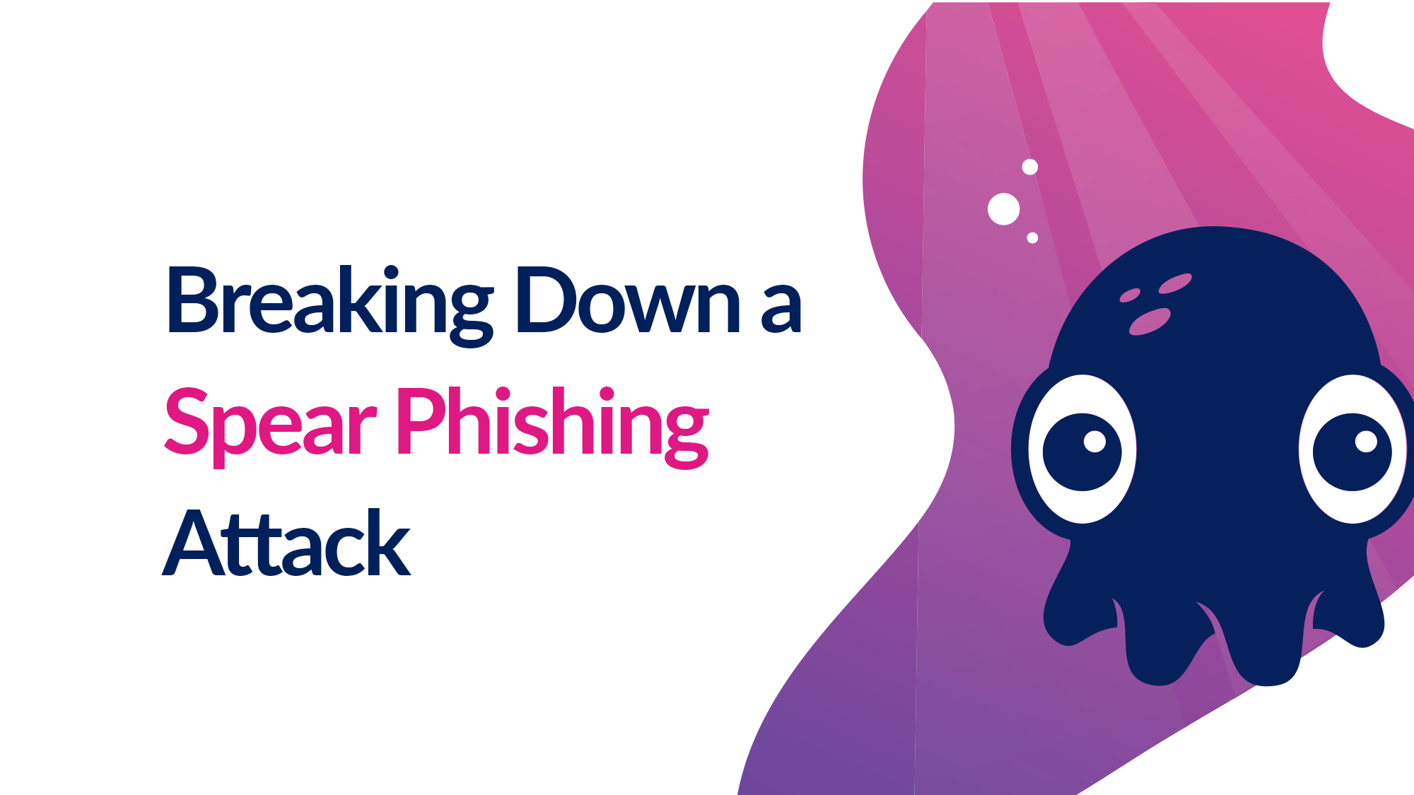 Breaking Down A Spear Phishing Attack