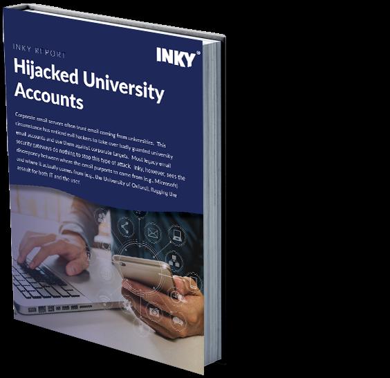Report: Hijacked University Accounts